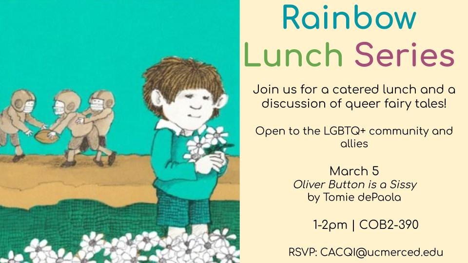 Rainbow Lunch Series